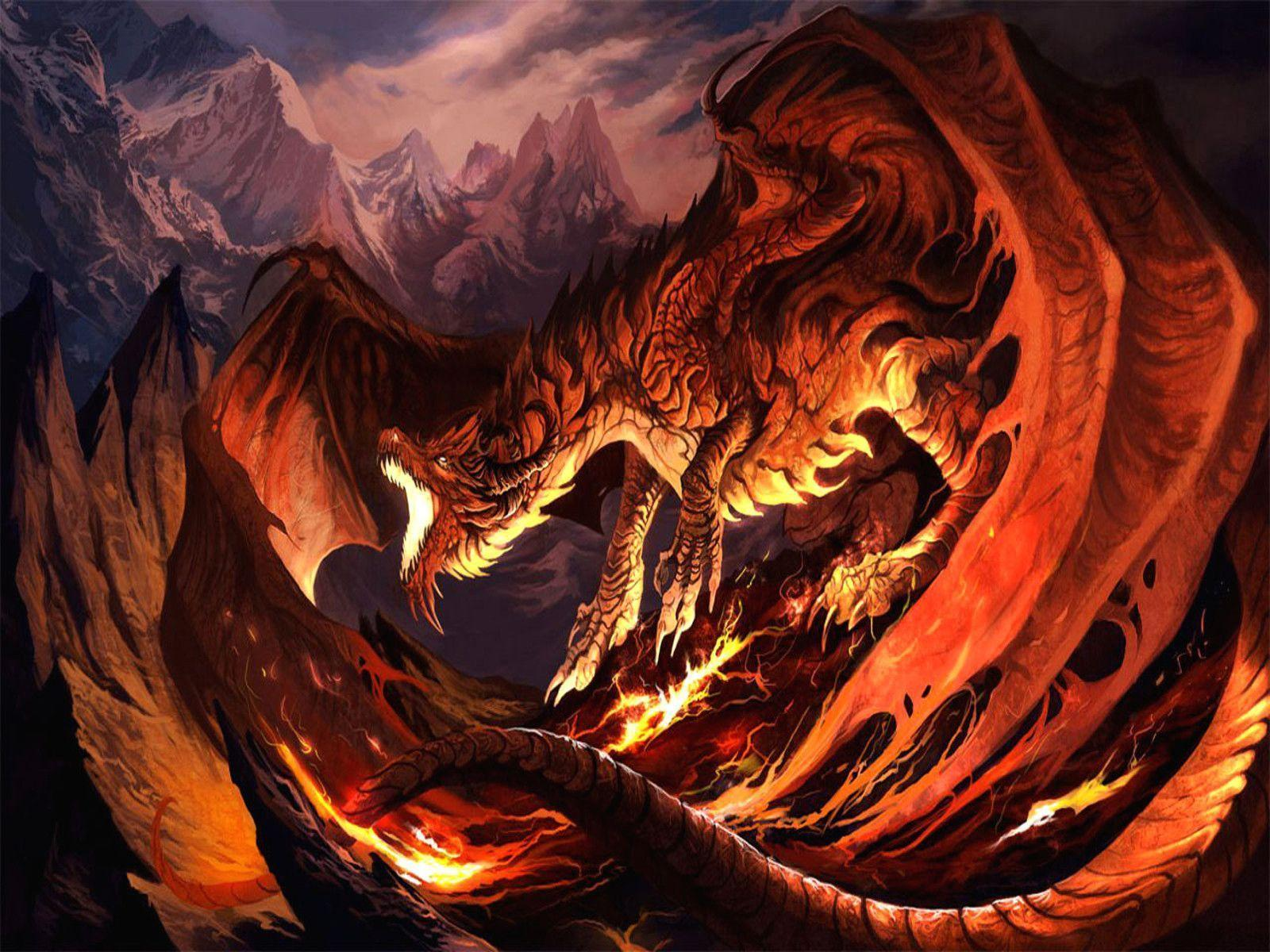 Awesome dragon backgrounds wallpaper cave - Awesome dragon pictures ...