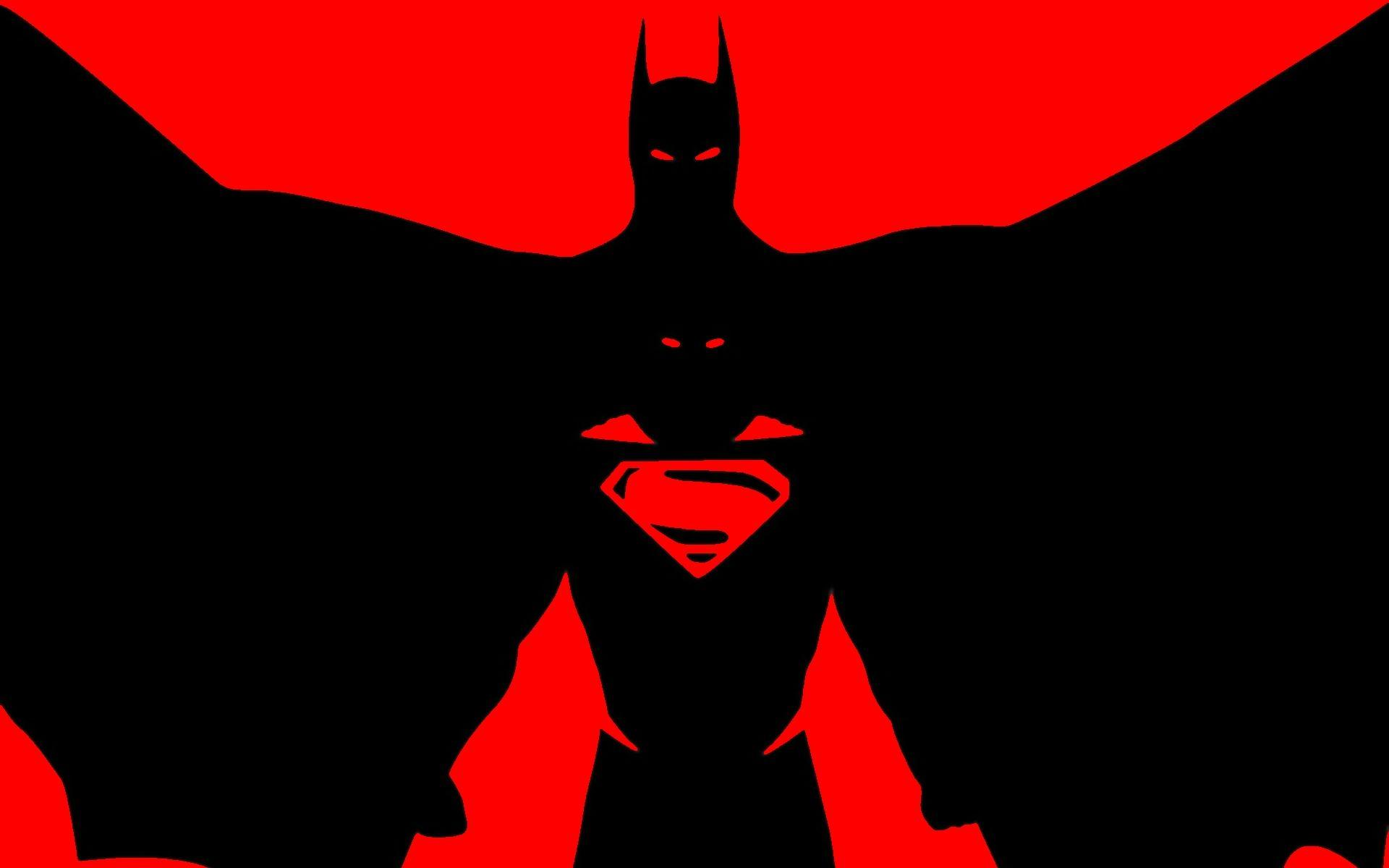 6 Batman/Superman Wallpapers