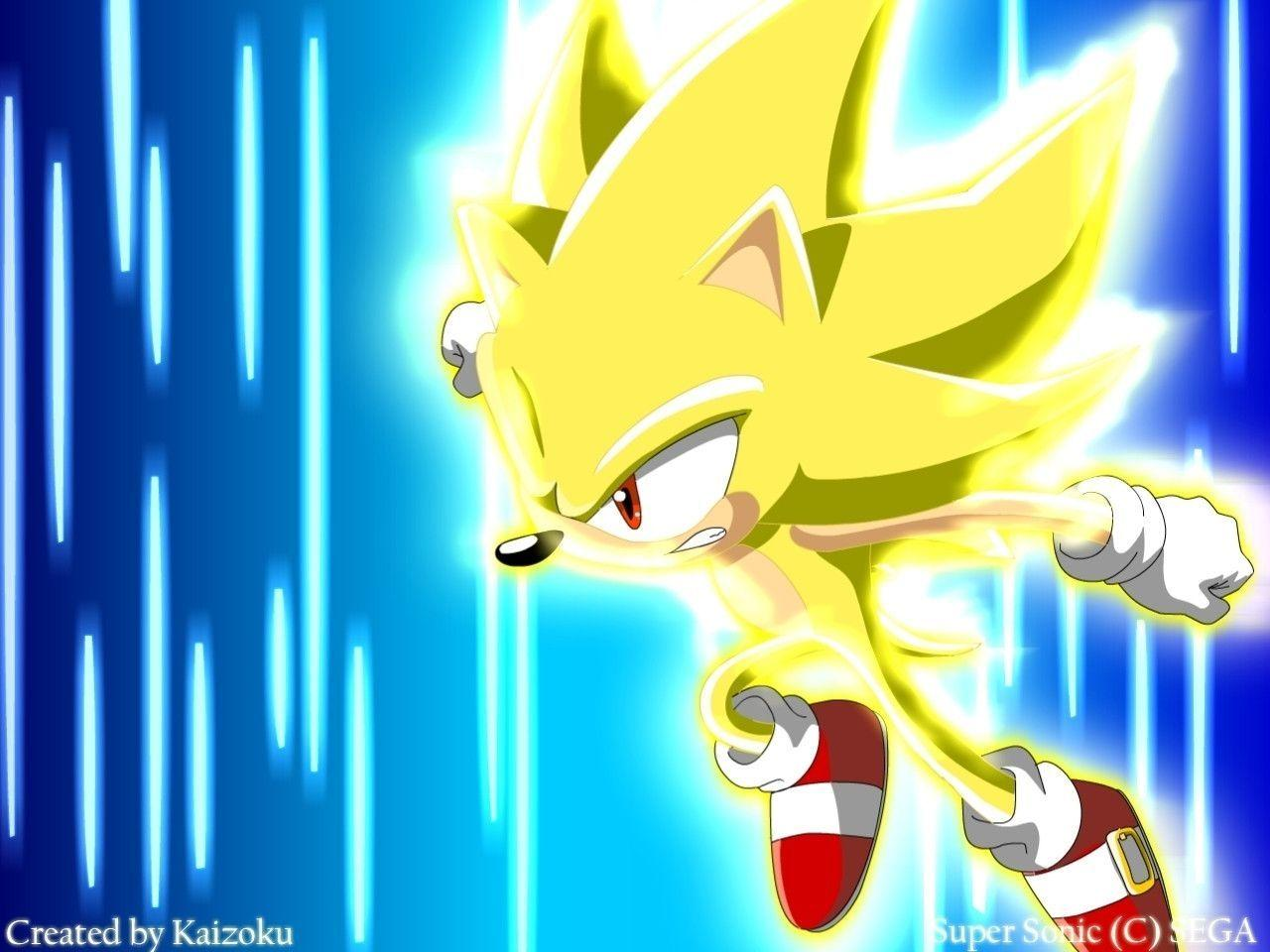 Super Sonic Backgrounds