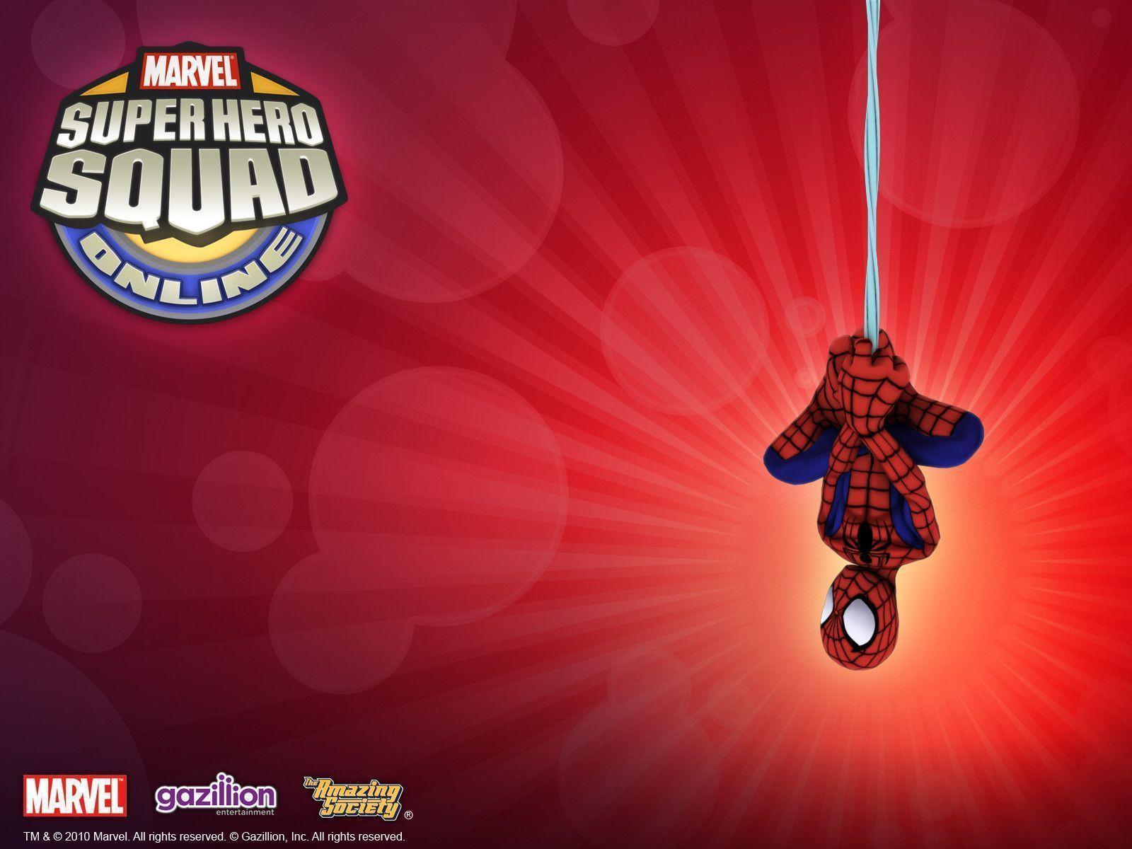 super hero squad wallpapers wallpaper cave