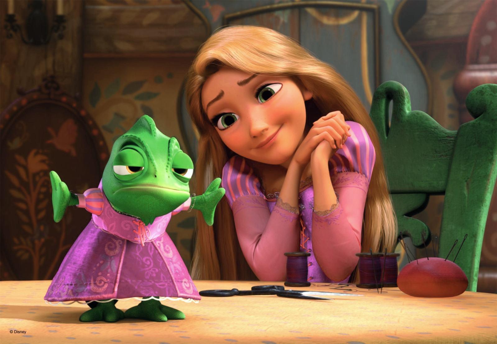 Images For > Rapunzel Lanterns Wallpaper