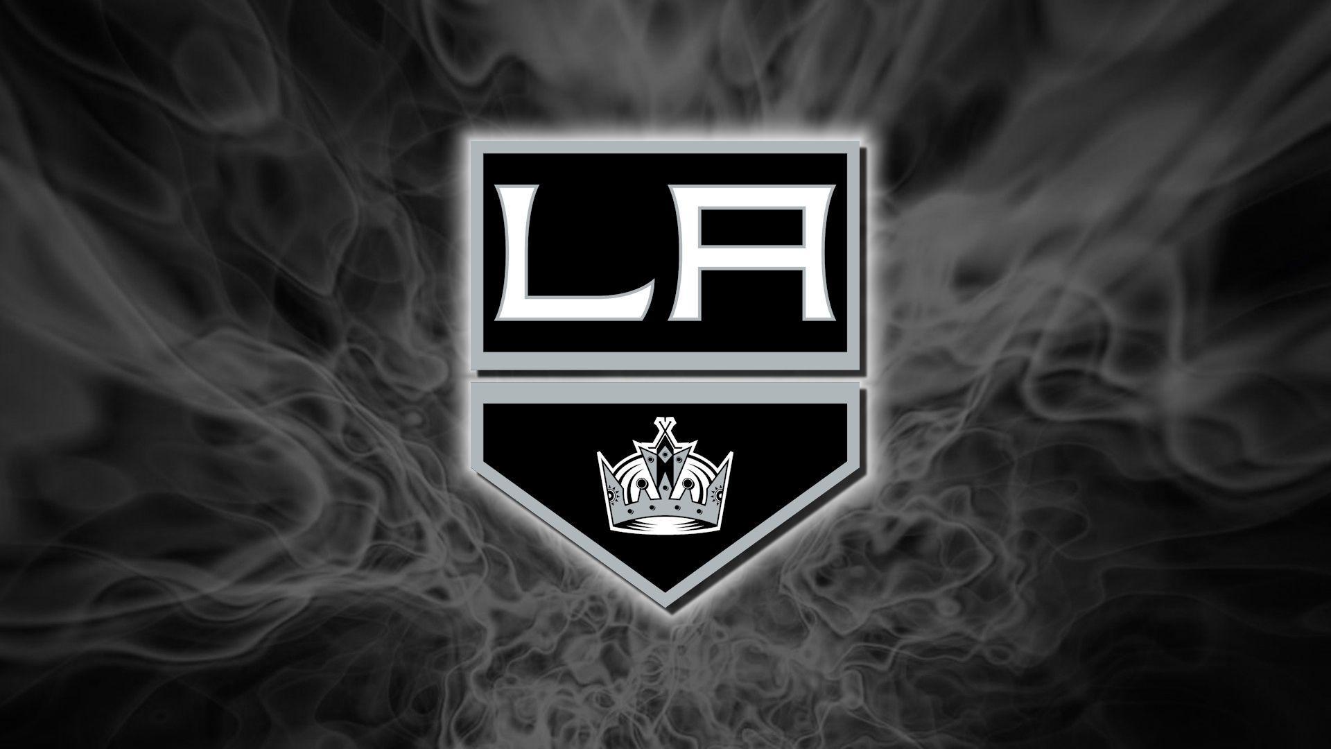 LA Kings Black Wallpaper Sport Taken From Los Angeles NHL