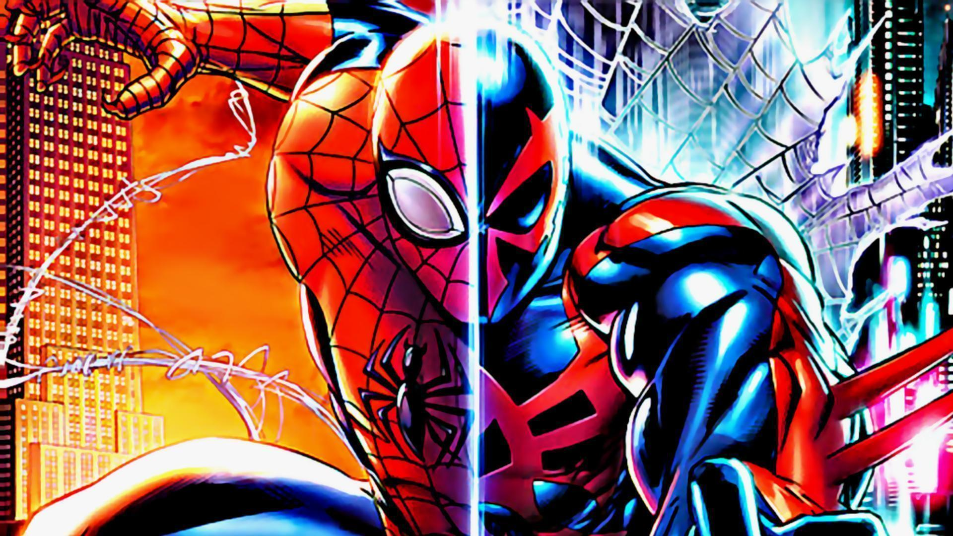 10 Top Spider Man 2099 Wallpaper Full Hd 1080p For Pc Desktop