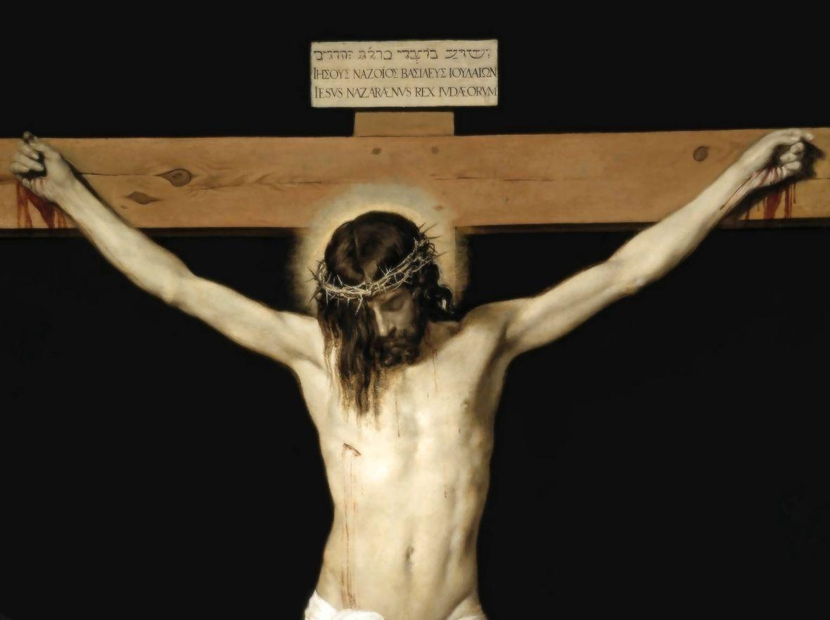 Image For > Jesus Crucifixion Cross