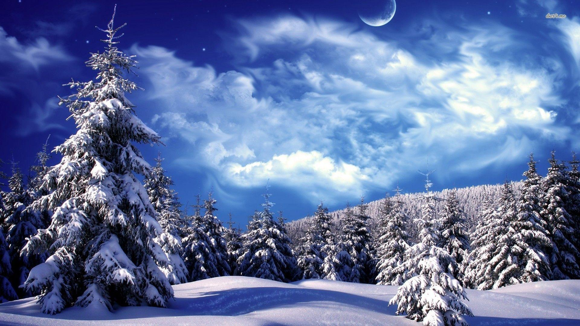 high resolution wallpaper christmas winter - photo #31