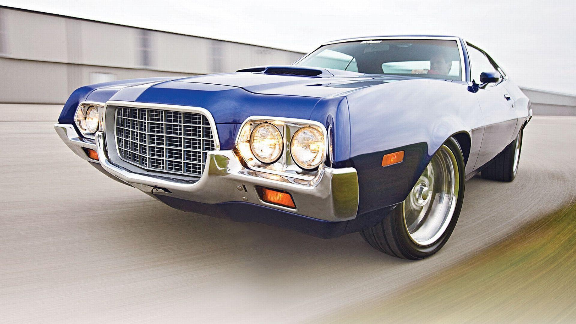 Classic Muscle Car Wallpapers Wallpaper Cave
