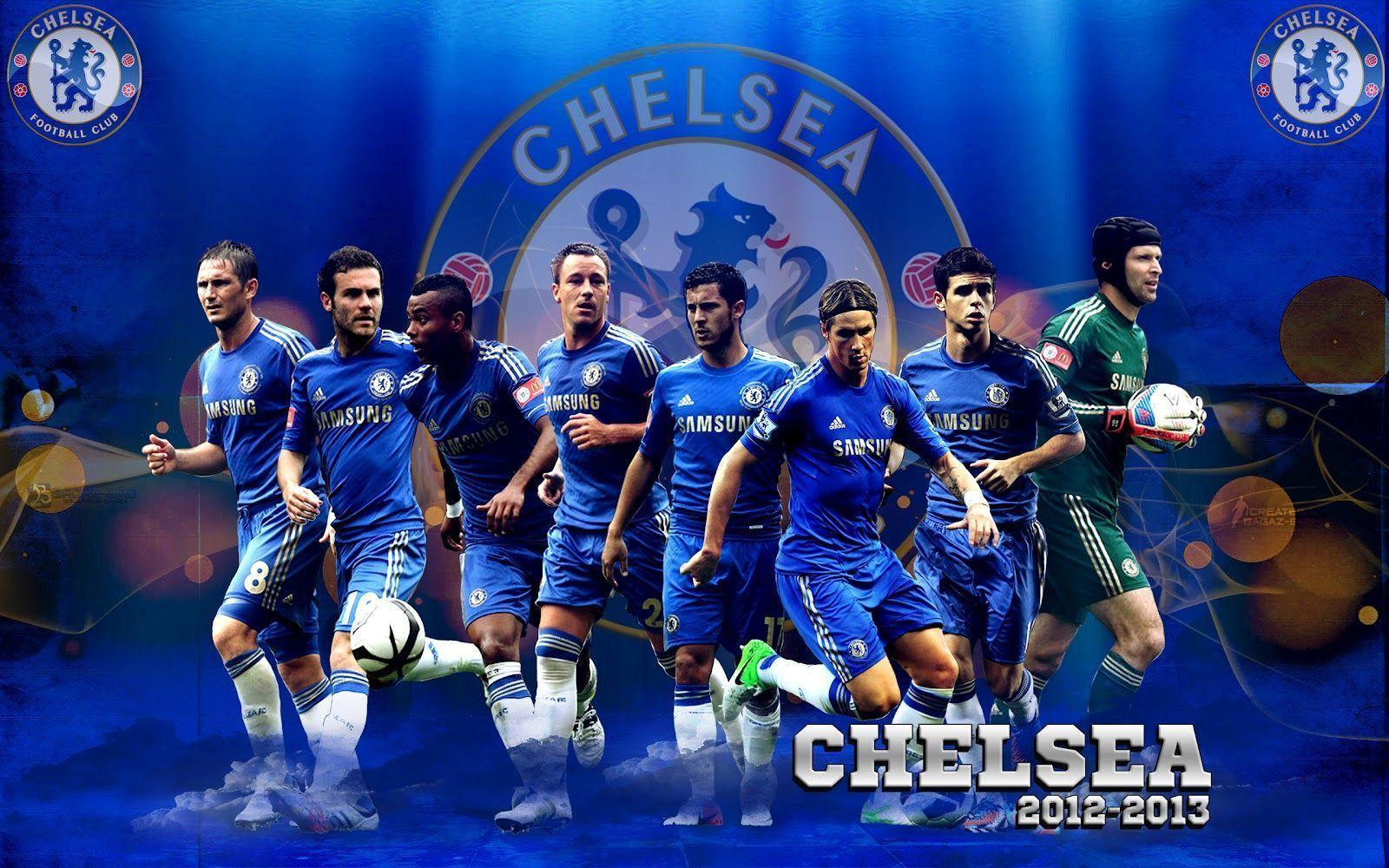 Chelsea FC 2013 Logo Football HD Wallpapers Pictures HD Wallpaper ...