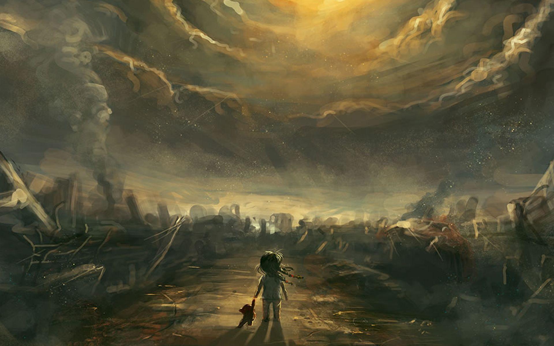 Post apocalyptic