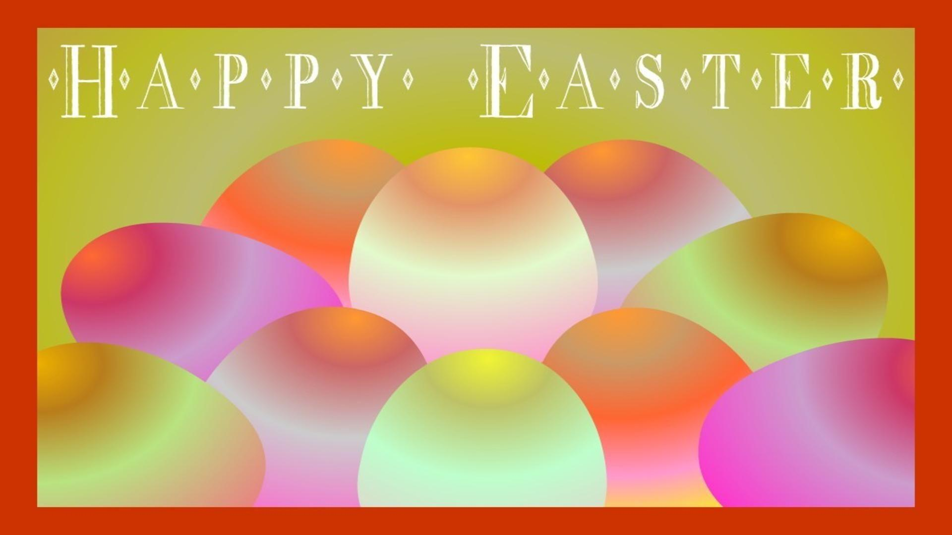 happy easter wallpapers free wallpaper cave