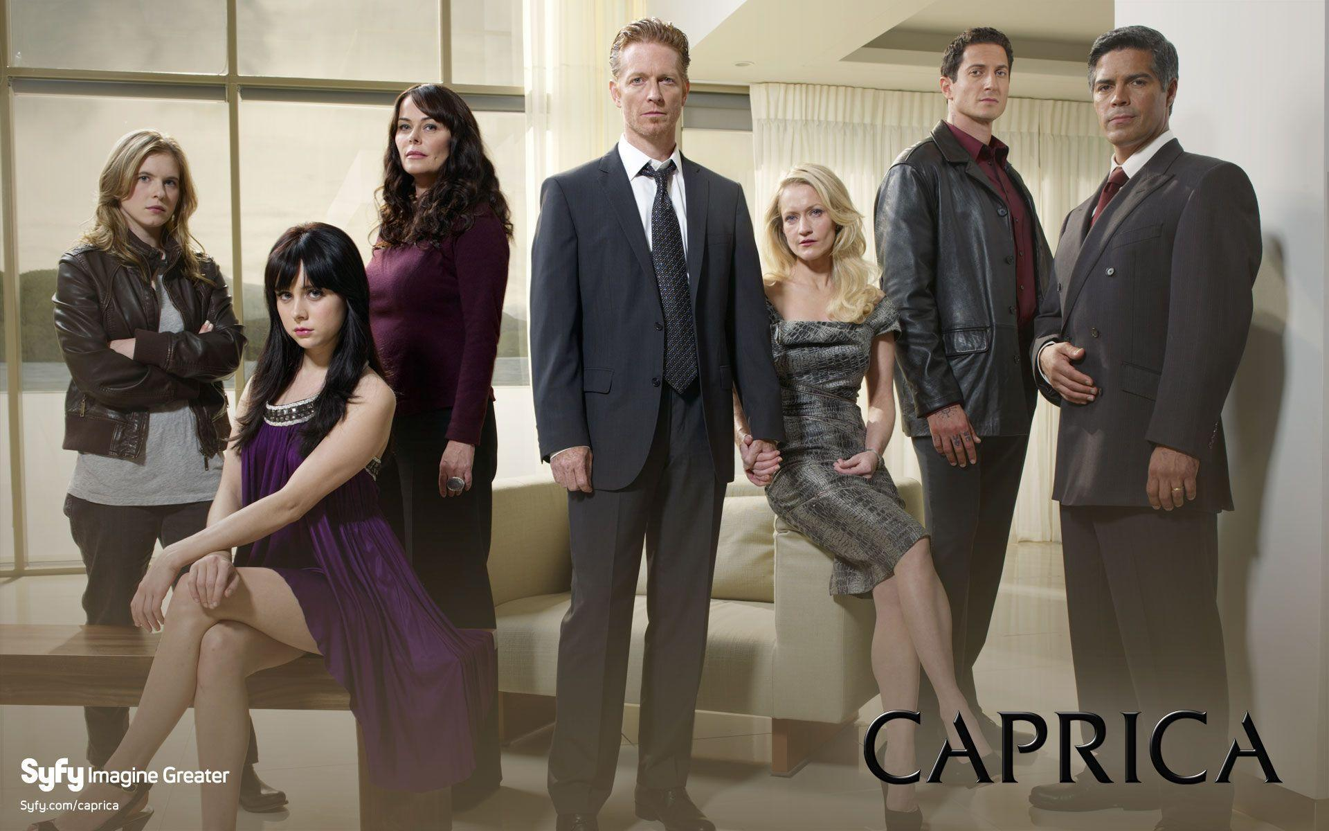 Image result for caprica syfy