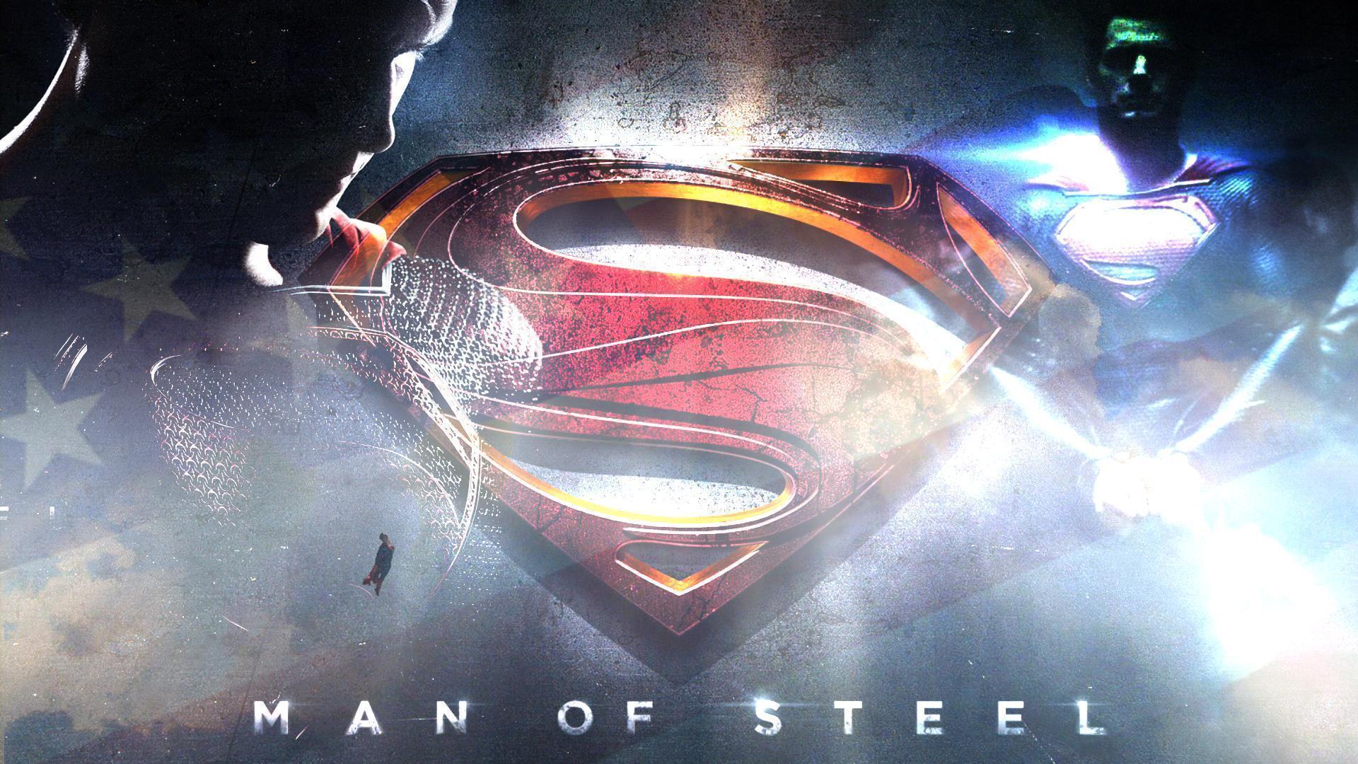 Man of steel desktop wallpaper