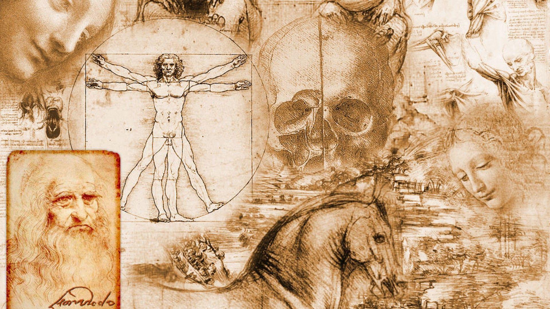 Da Vinci Wallpapers - Wallpaper Cave