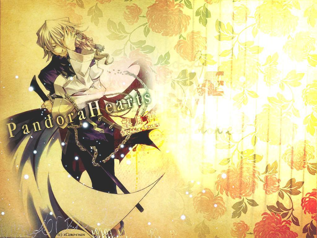 Pandora Hearts Wallpapers - Wallpaper Cave