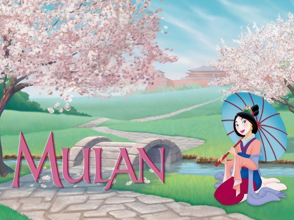 Mulan Wallpapers Wallpaper Cave