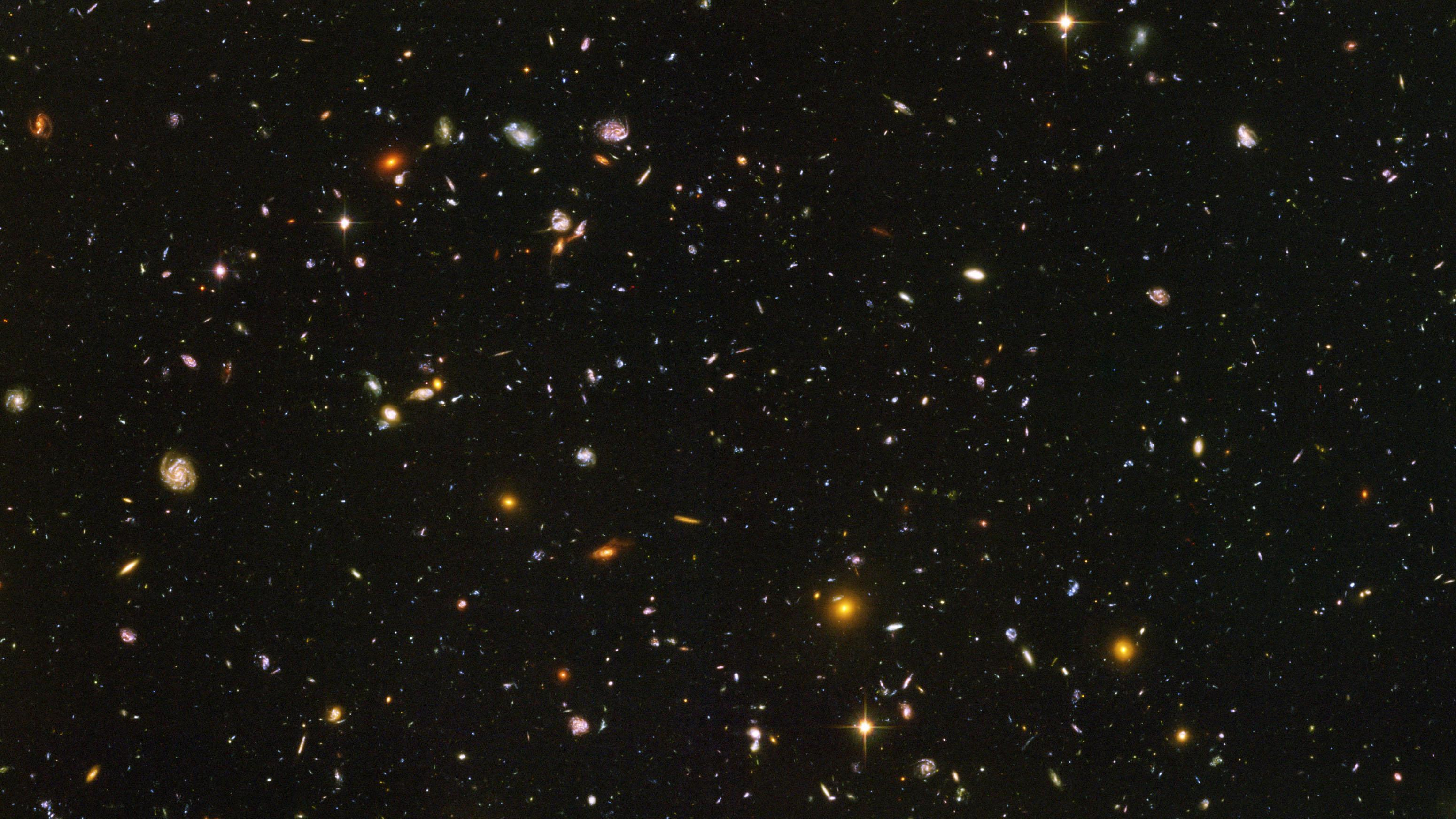 hubble deep field hd wallpaper -#main