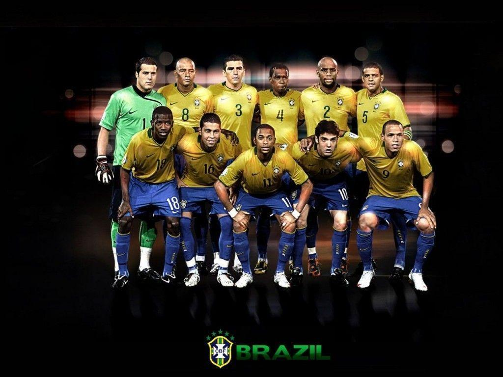 Brazil National Football Team Brazil Soccer 1024×768 - Football .
