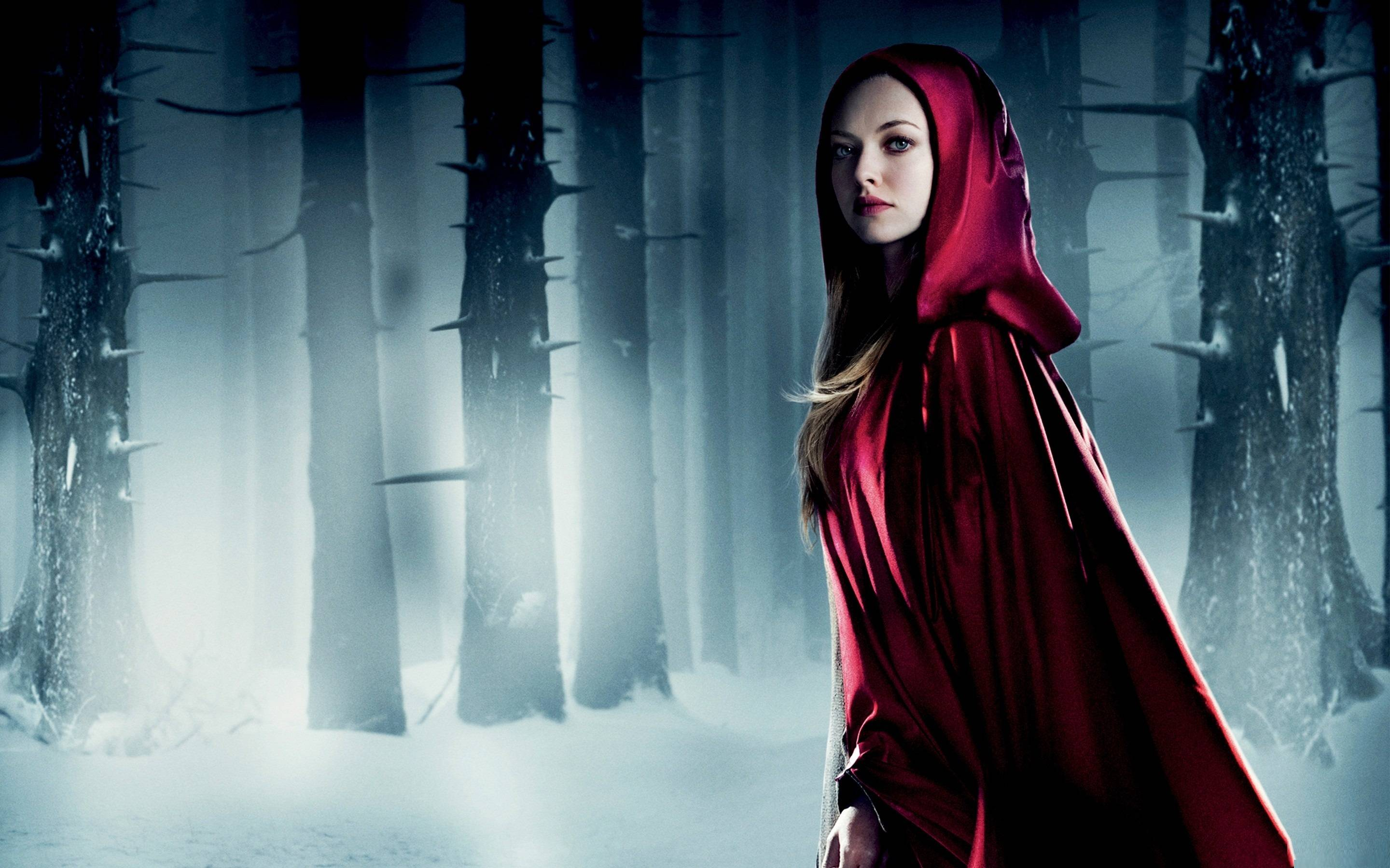 Red Riding Hood Wallpapers Wallpaper Cave