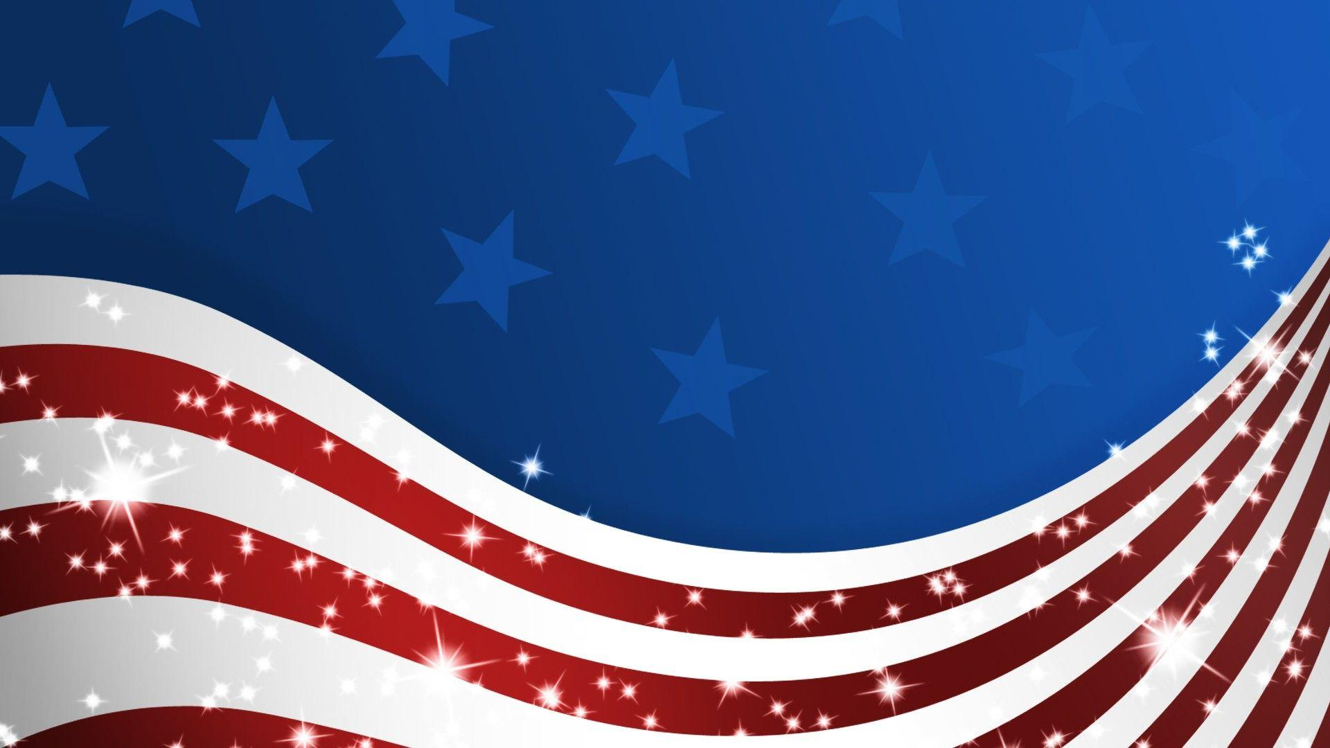 Stars And Stripes Backgrounds - - 115.5KB