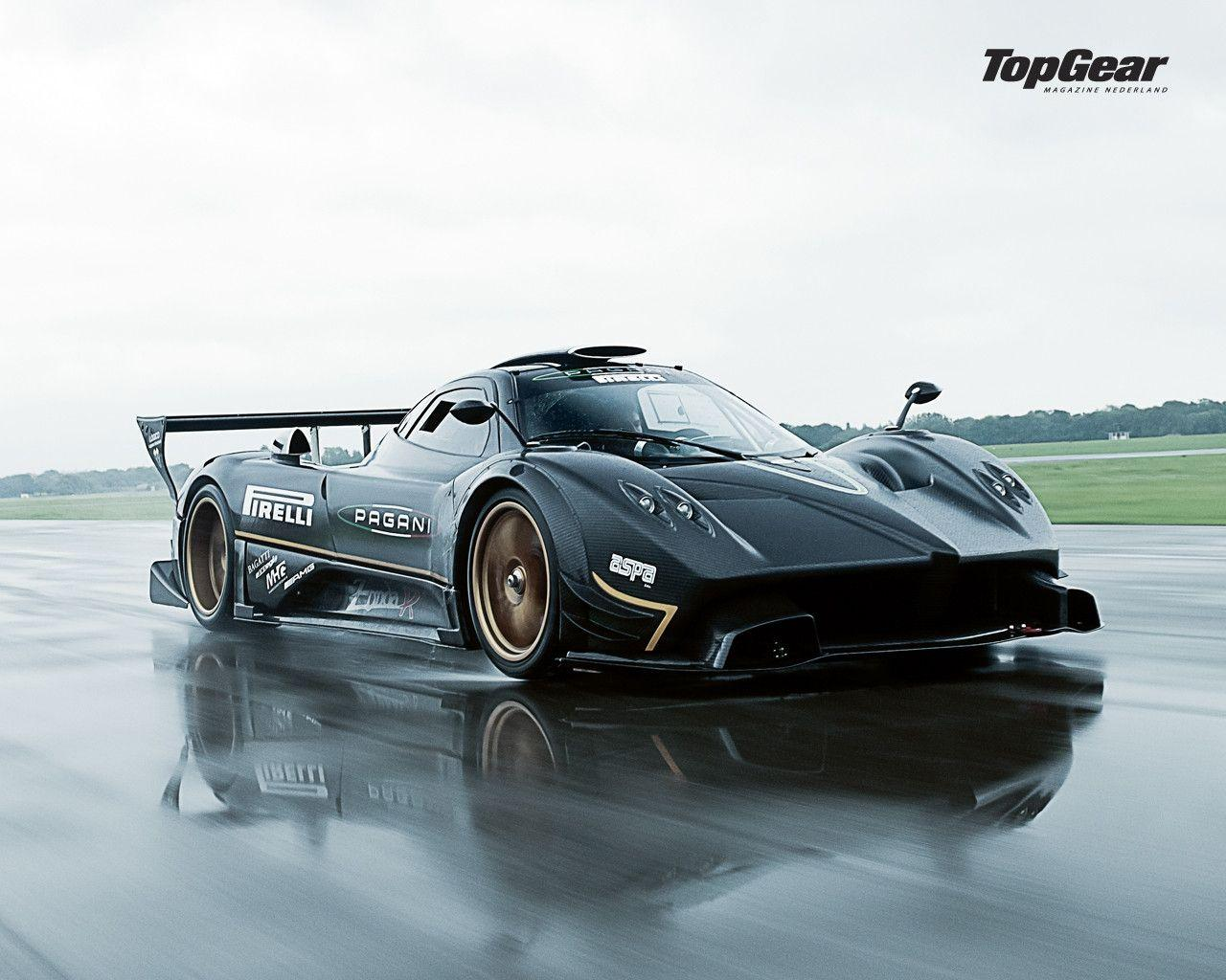 pagani zonda f wallpaper. Black Bedroom Furniture Sets. Home Design Ideas