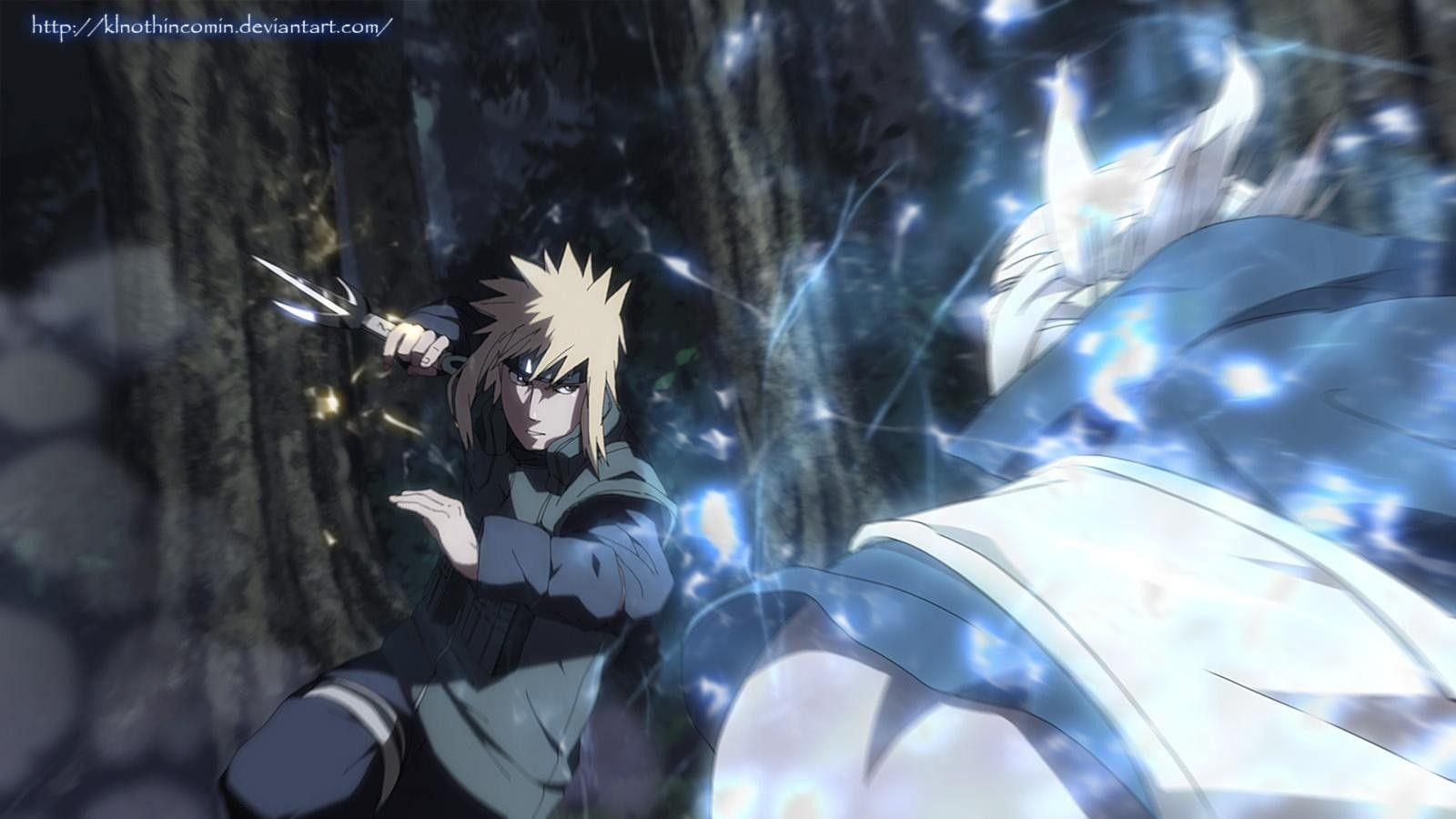 minato yellow flash wallpaper hd - photo #6