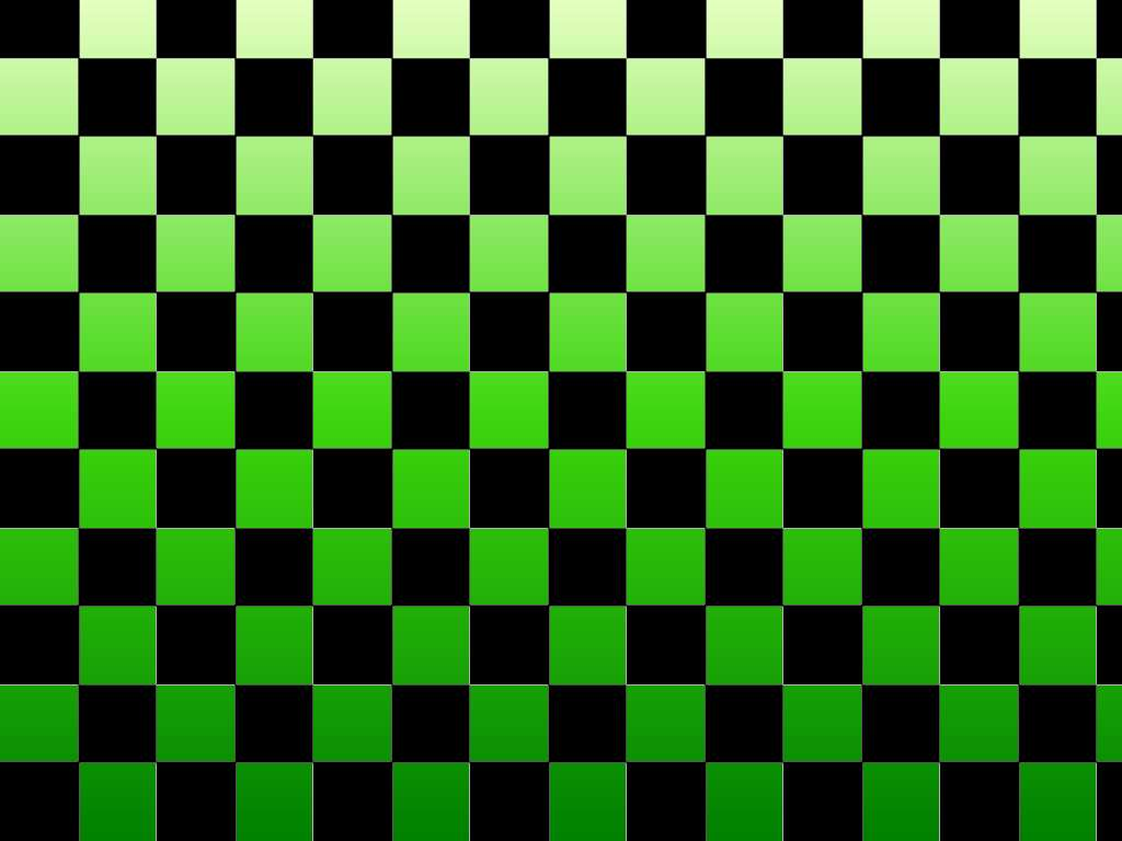 Black green square Power Point Backgrounds, Black green square