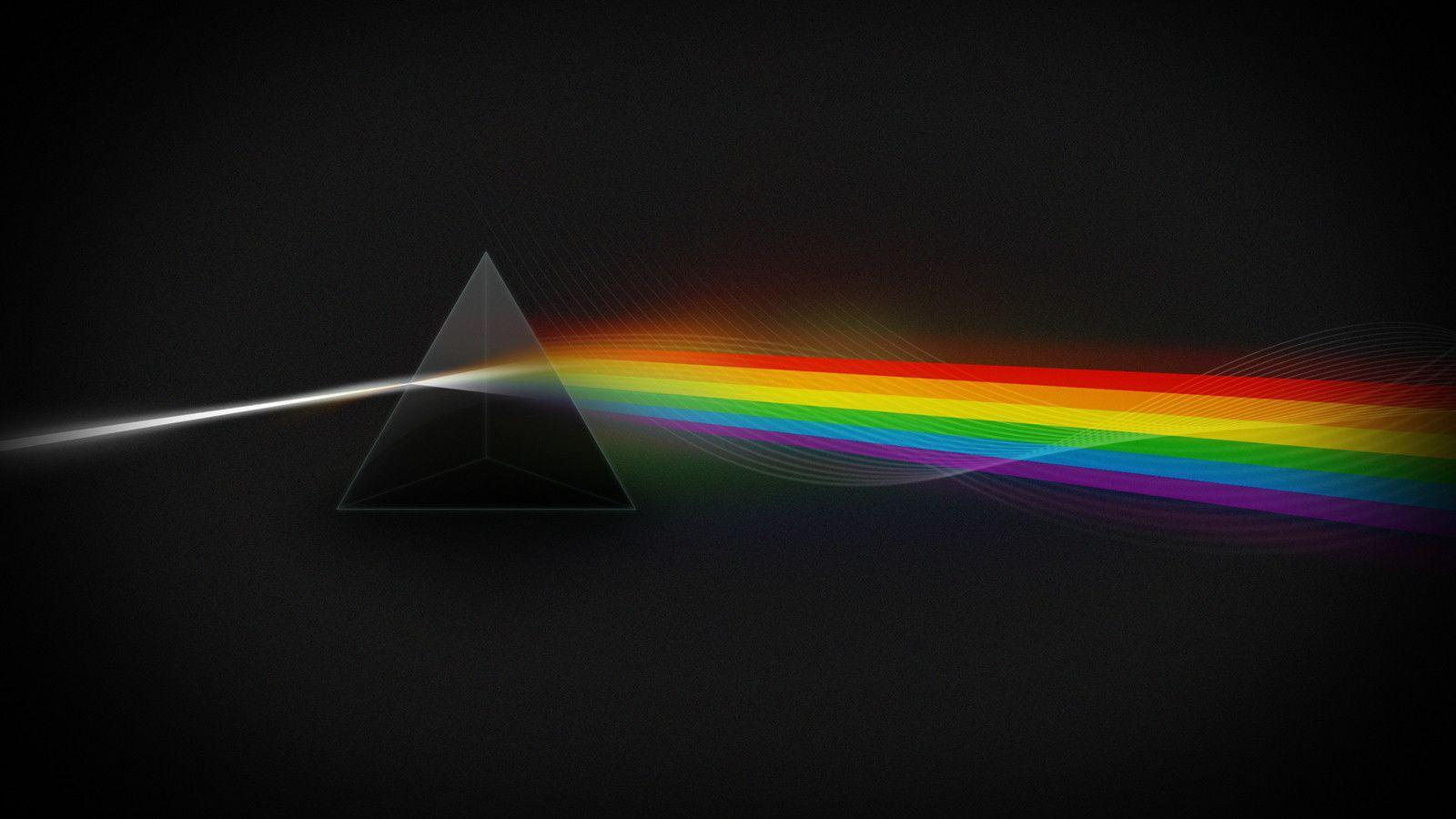 Wallpapers For > Pink Floyd Dark Side Of The Moon Album Cover