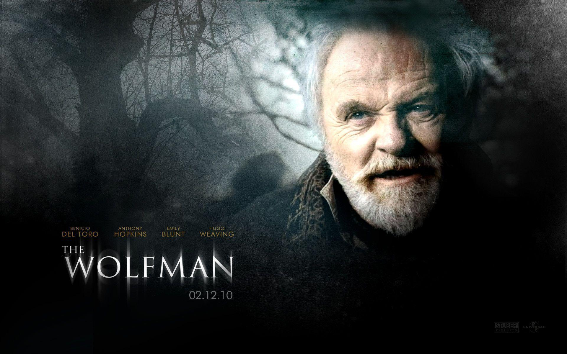 Wolfman Wallpapers - Wallpaper Cave