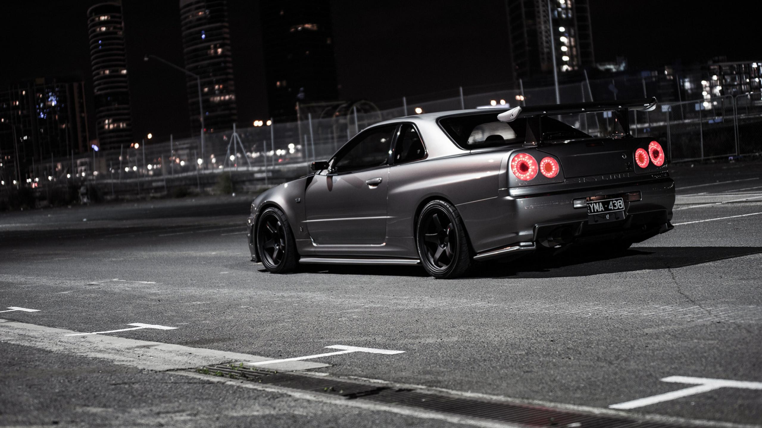 Nissan skyline gtr wallpapers wallpaper cave for Motor city performance plus