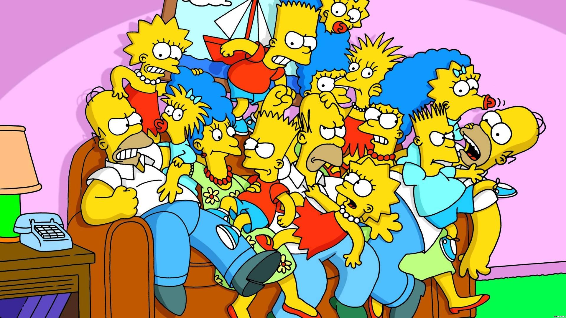 Симпсоны крутые фото 1 фотография