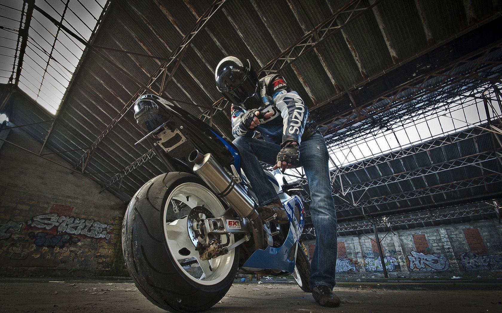 Suzuki GSXR wallpaper #