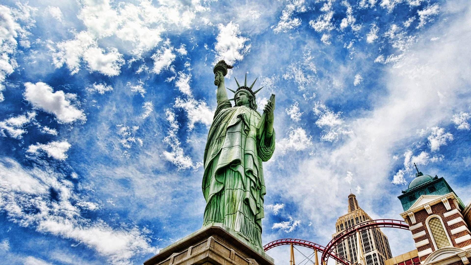 Statue Of Liberty Stunning Wallpapers