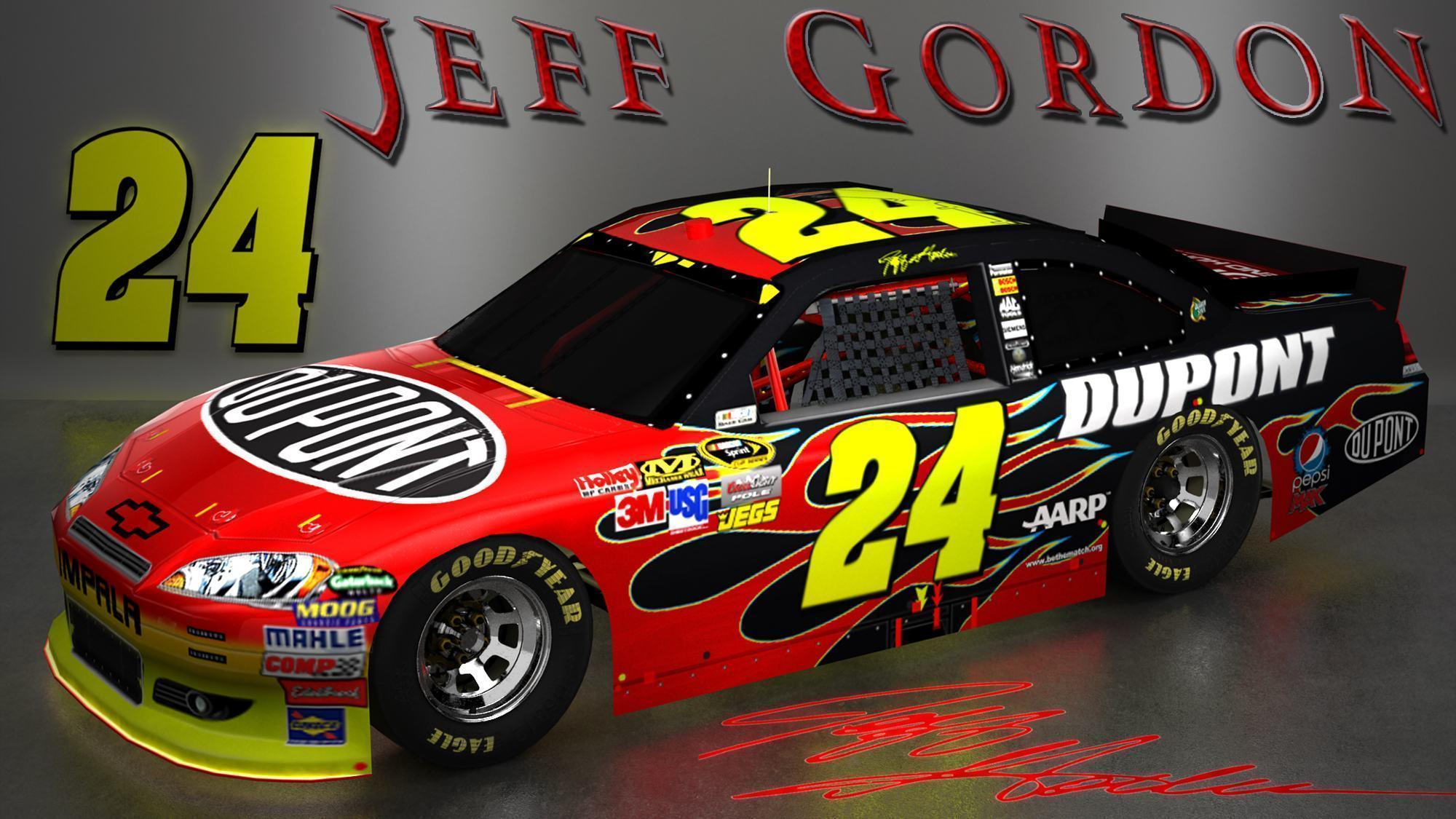 jeff gordon desktop wallpaper - photo #9