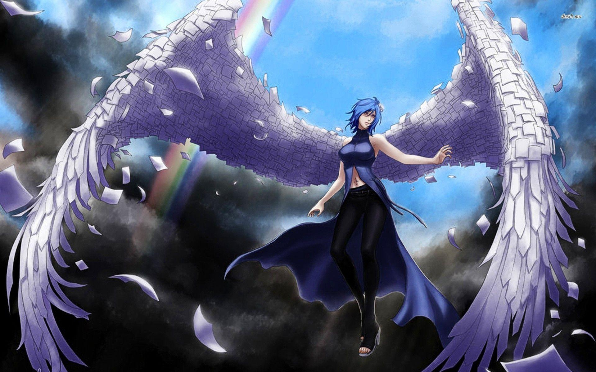 Angel (天使, Tenshi) naruto hq wallpapers