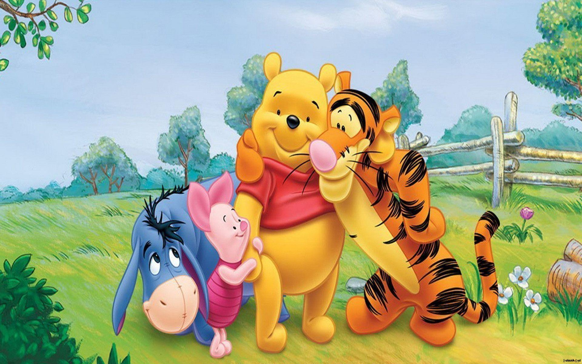 winnie the pooh desktop wallpapers wallpaper cave