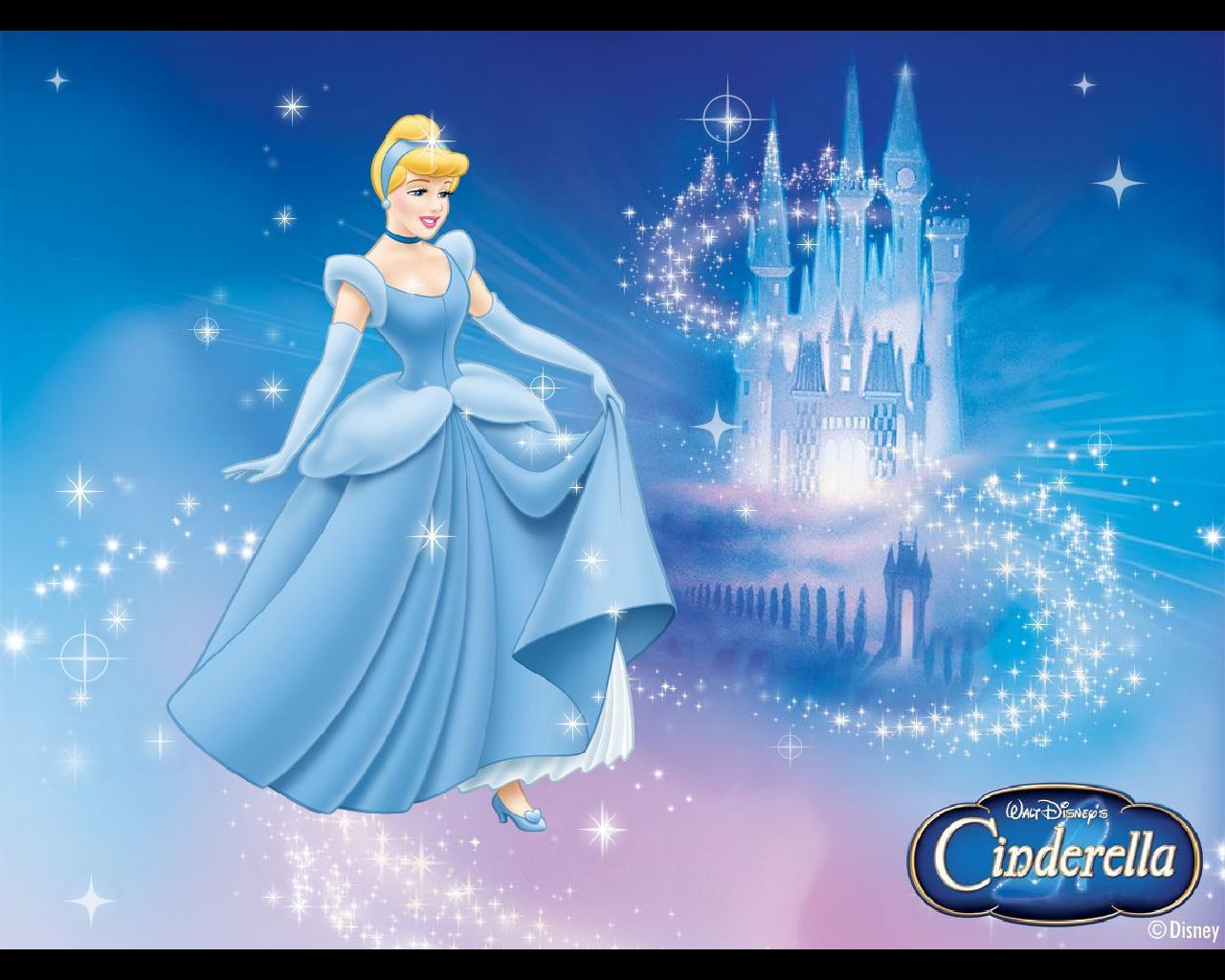 Pix For > Disney Princess Cinderella Wallpaper
