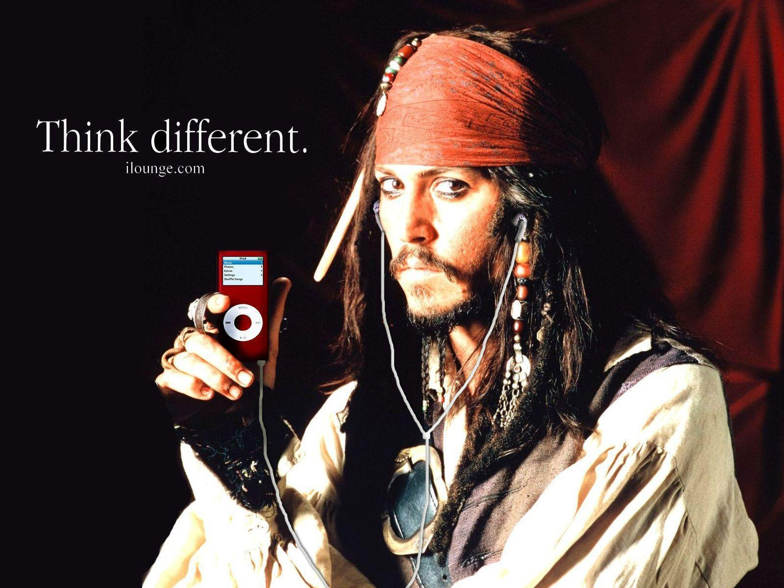 Captain Jack Sparrow - Captain Jack Sparrow Wallpaper (16949849 ...