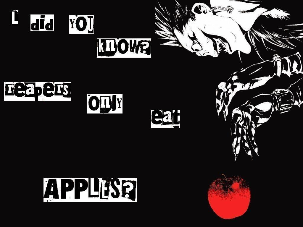 Death Note - Death Note Wallpaper (16432738) - Fanpop