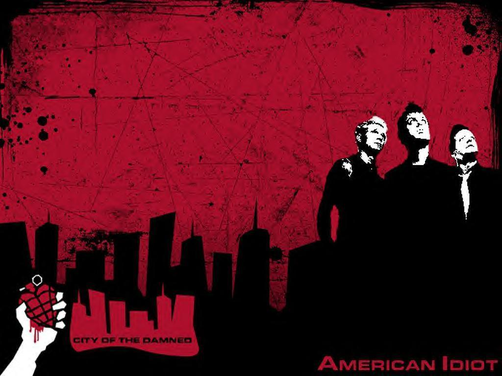 Free Green Day Wallpapers PC