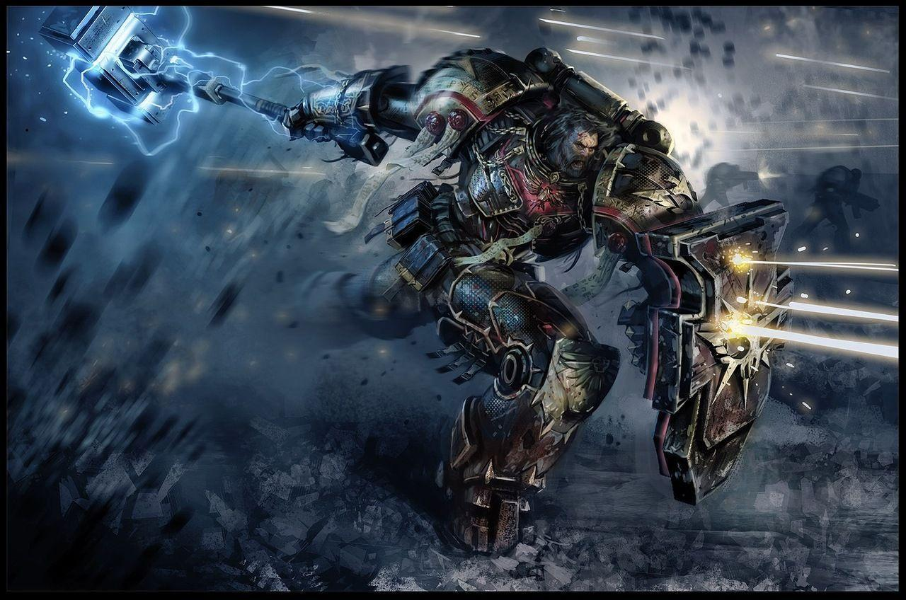 warhammer 40k wallpaper 1680x1050 - photo #36