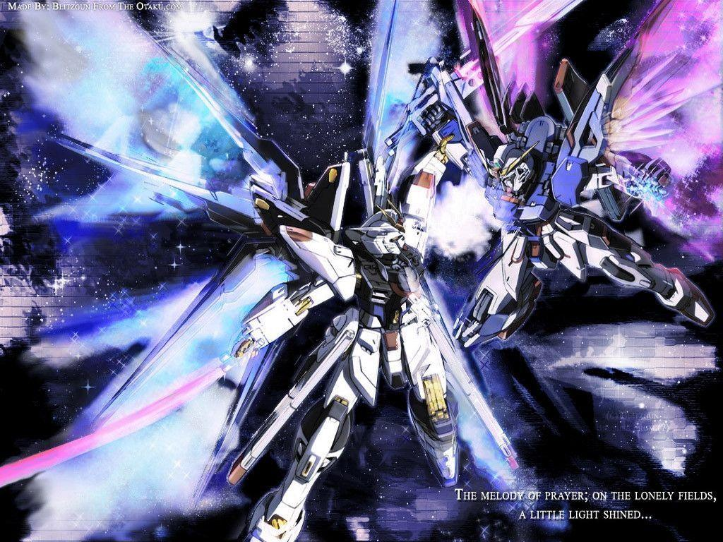 Pix For > Gundam Seed Freedom Wallpaper