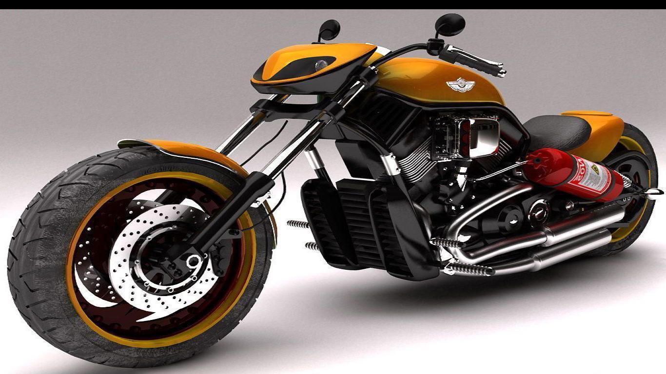 Harley Davidson Wallpapers Widescreen Wallpaper Cave