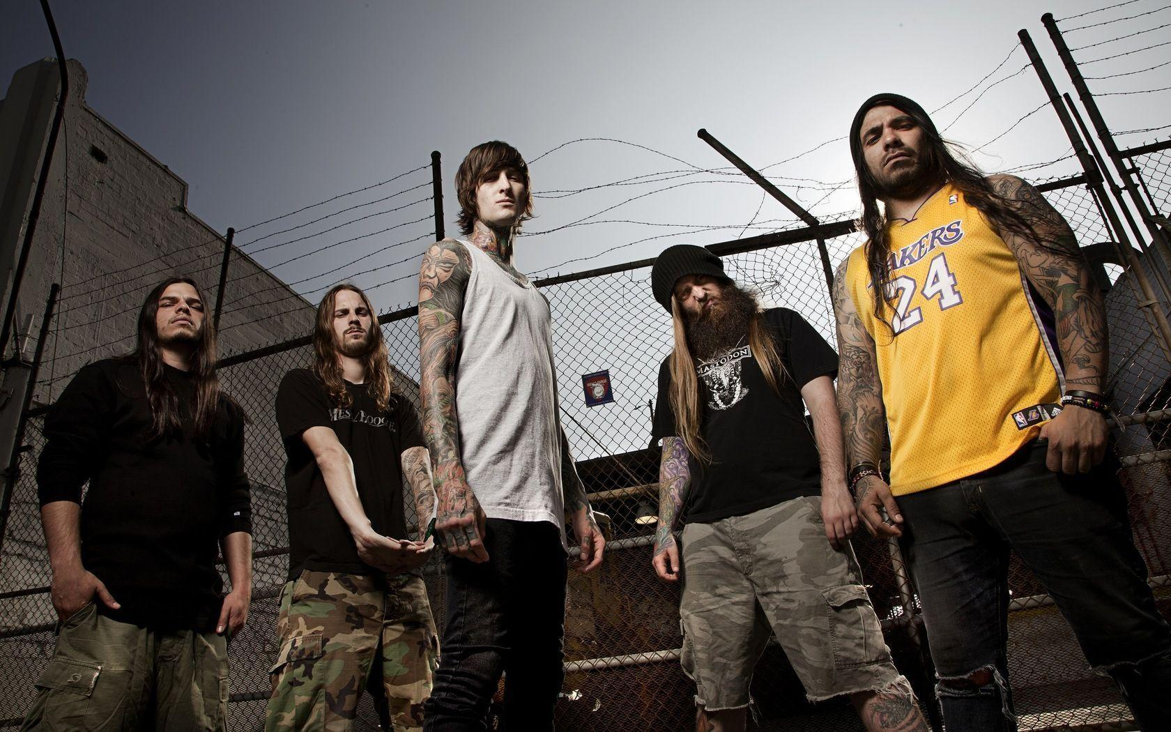 6 Suicide Silence Wallpapers