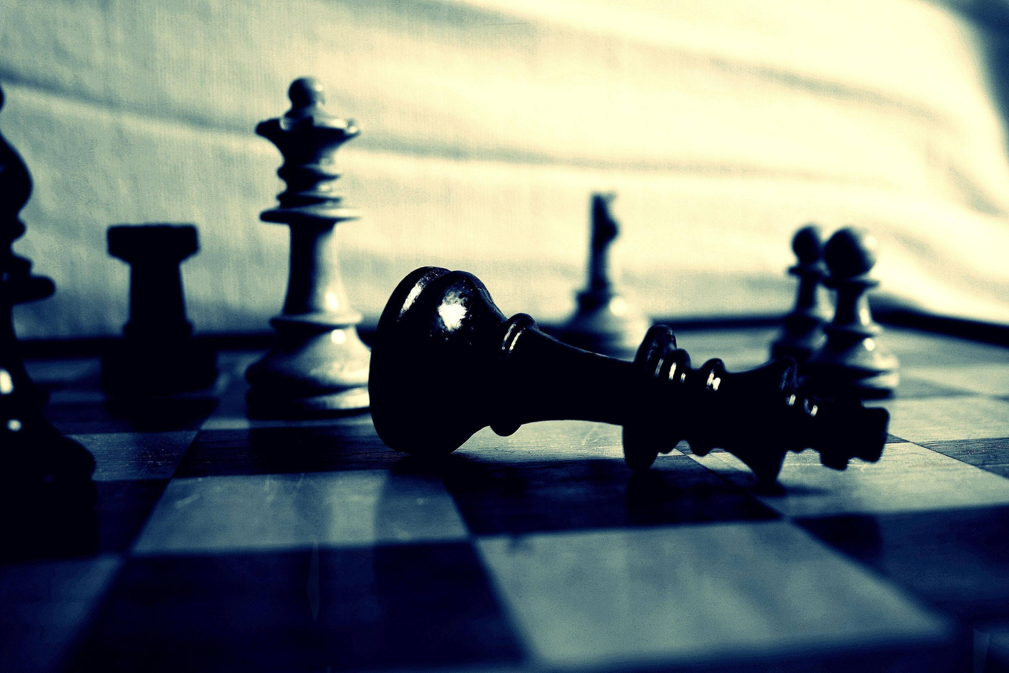 Chess King 3888×2592 Wallpapers 2126037