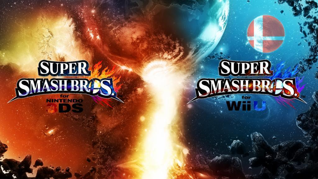 Super Smash Bros. Wii U/3DS Official Wallpapers by TheWolfBunny on