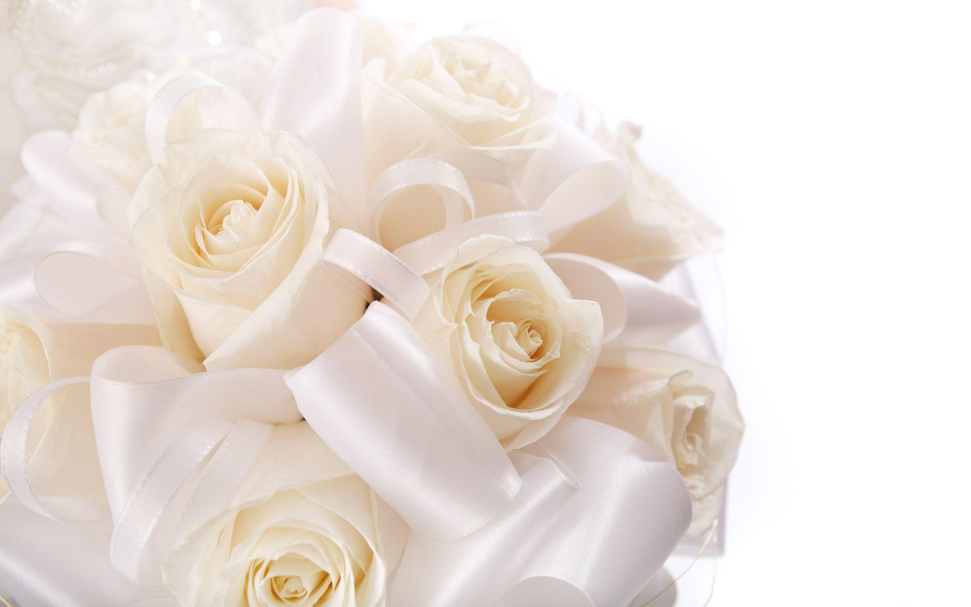 wedding flower background