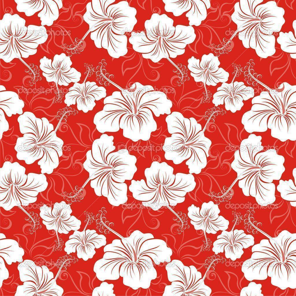 hawaiian flower backgrounds wallpaper cave