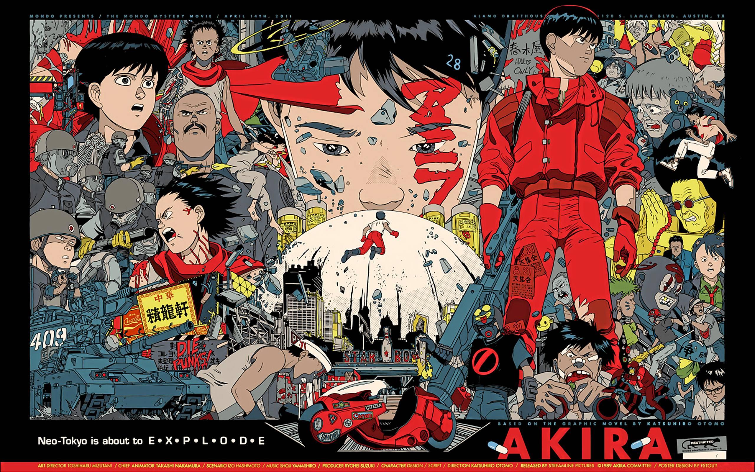 akira wallpaper forwallpapercom - photo #14