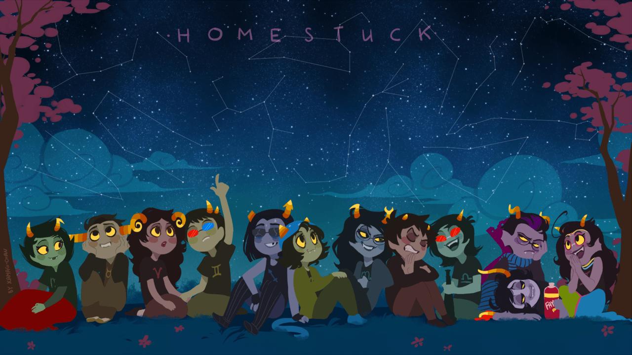 homestuck logo wallpaper - photo #41
