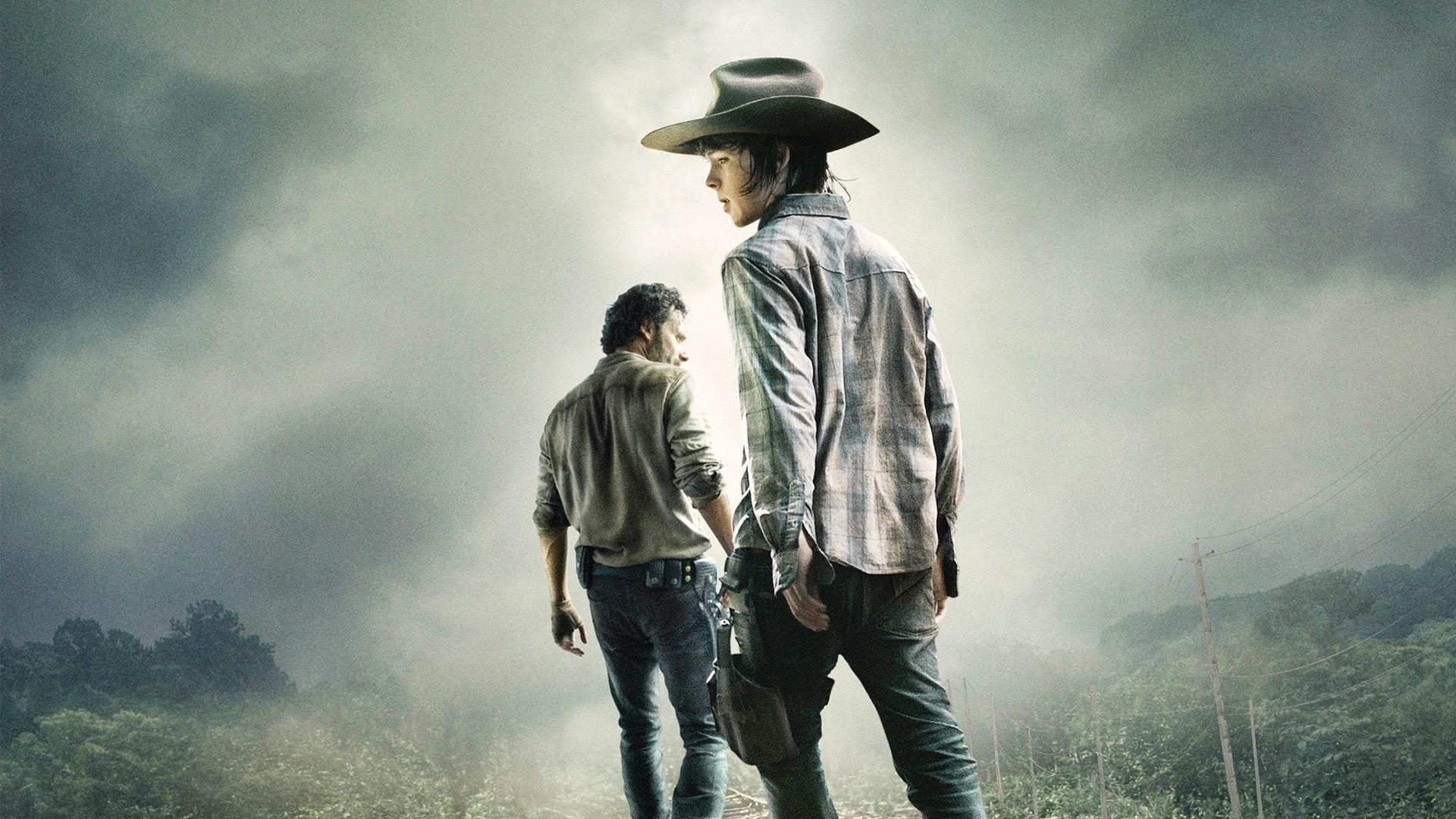 The Walking Dead - Wallpaper by RockLou on DeviantArt