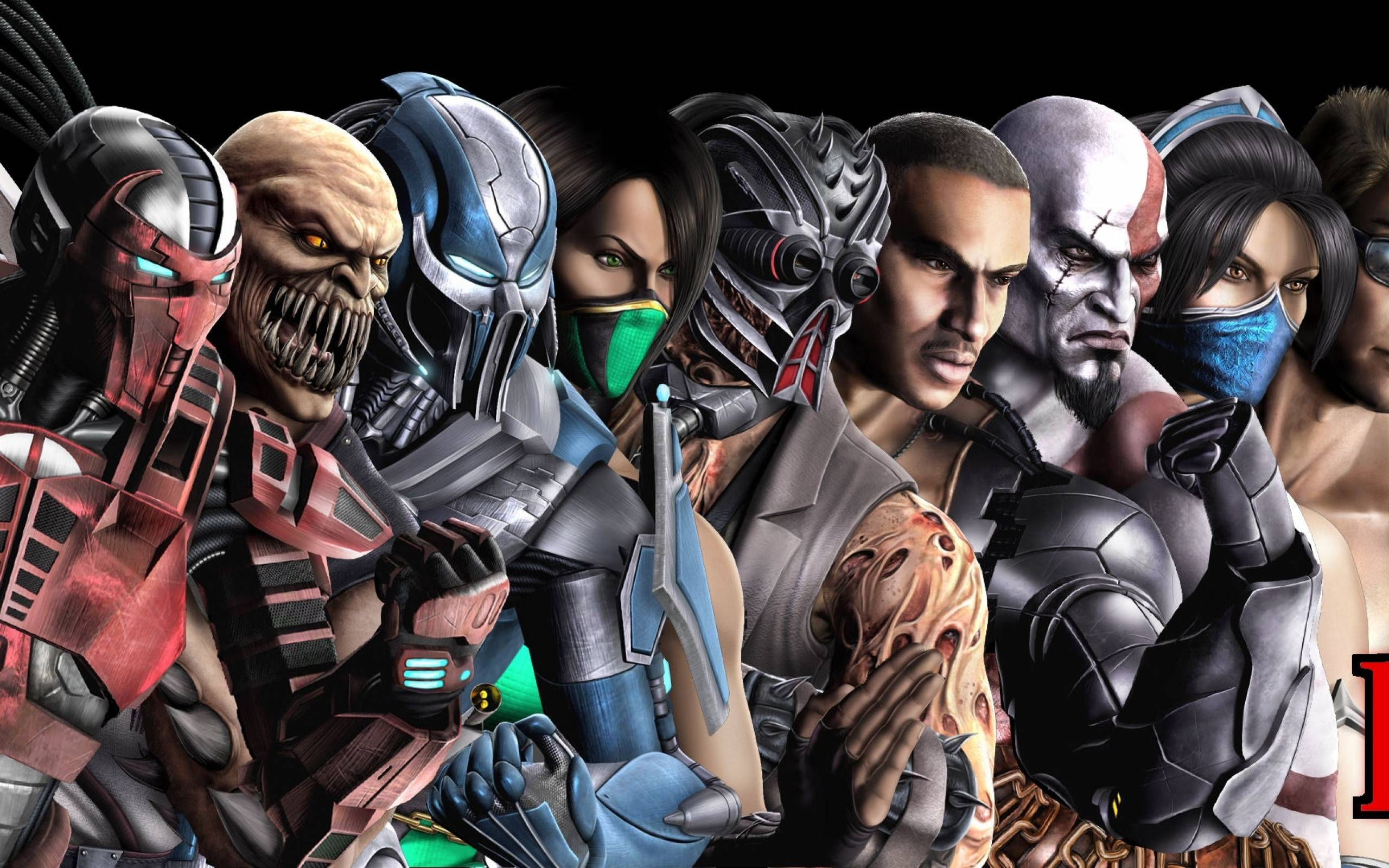 Pictures of Mortal Kombat 9 Characters - #rock-cafe